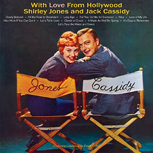 Shirley Jones & Jack Cassidy - With Love From Hollywood