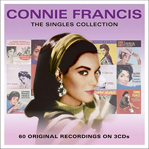 Connie Francis - The Singles Collection By Connie Francis