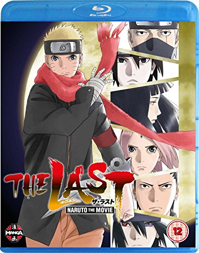 The Last Naruto Movie (Blu-ray)