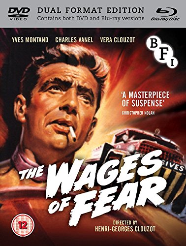 The Wages of Fear (DVD + Blu-ray)