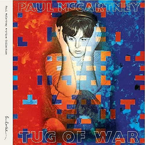 Paul McCartney - Tug Of War By Paul McCartney