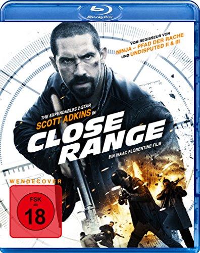 Close Range (FSK 16 Jahre) Blu-ray