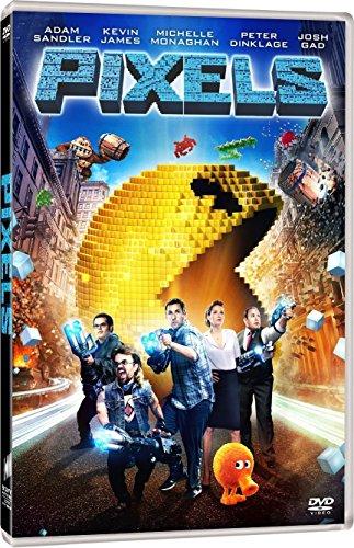 Pixels (Blu-ray 3D)