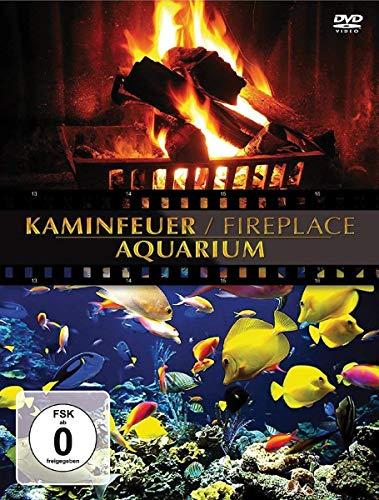 Aquarium - Fireplace / Aquarium -Fireplace / Aquarium