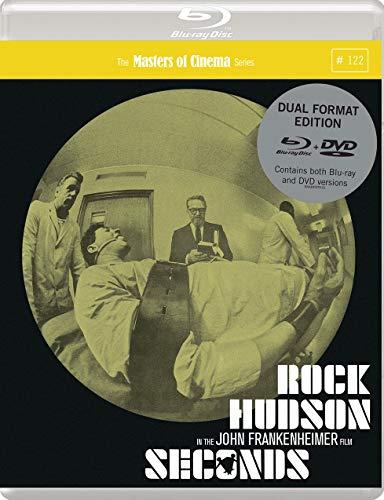 Seconds (1966)  Dual Format (Blu-ray & DVD)