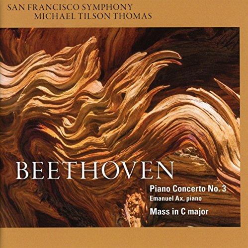 San Francisco Symphony & Michael Tilson Thomas - Beethoven: Piano Concerto No. 3, Mass in C Major By San Francisco Symphony & Michael Tilson Thomas