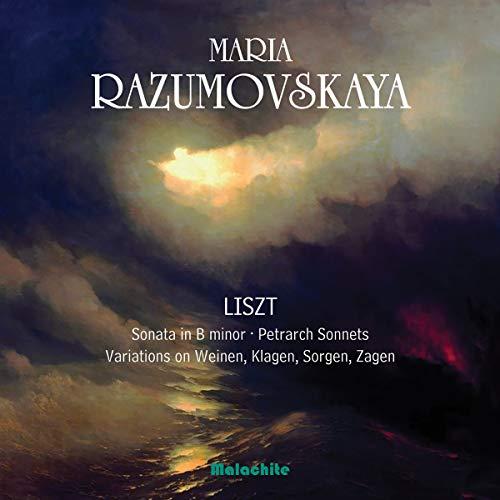 Maria Razumovskaya - Liszt Piano Sonata in B Minor By Maria Razumovskaya