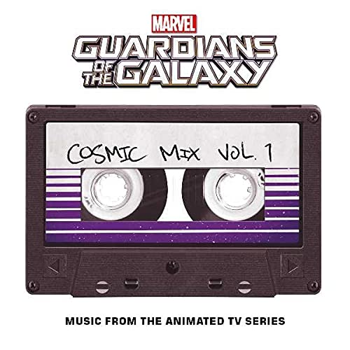 Guardians of the Galaxy: Cosmic Mix, Vol. 1 By Various Artists