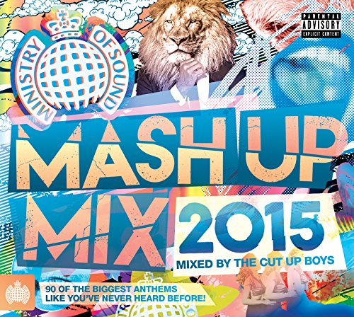 Various Artists - Mash Up Mix 2015 By Various Artists