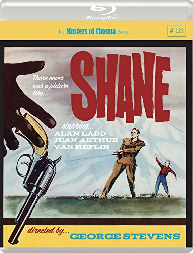 Shane - The Masters of Cinema Series