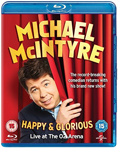 Michael McIntyre: Happy and Glorious