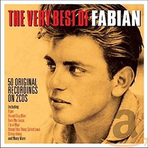 Fabian - The Very Best Of Fabian By Fabian