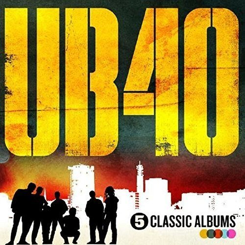 5 Classic Albums By UB40