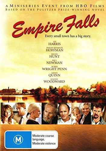 Empire Falls - Complete Mini Series - DVD (2 Disc) (region 2, 4 Aust Import)