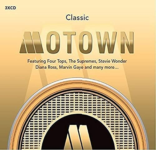 Classic Motown By Various Artists