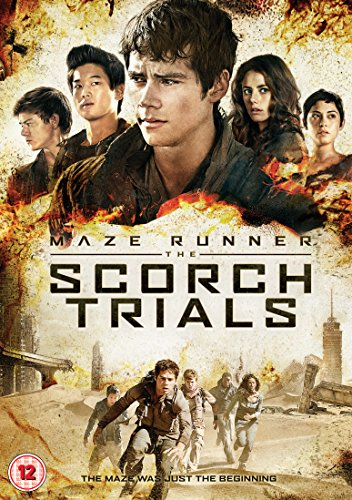 Maze Runner: Chapter II - The Scorch Trials