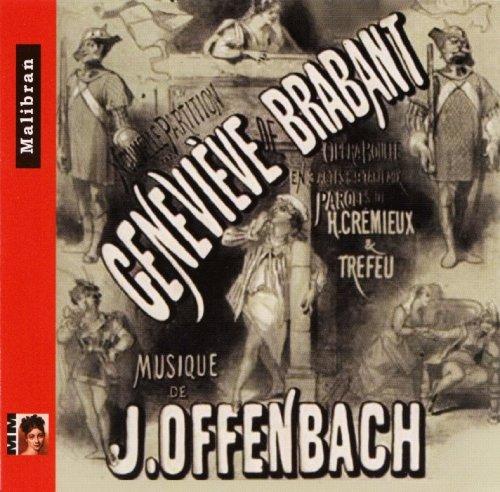Jacques Offenbach - Genevieve De Brabant-La Permission De Dix Heures By Jacques Offenbach