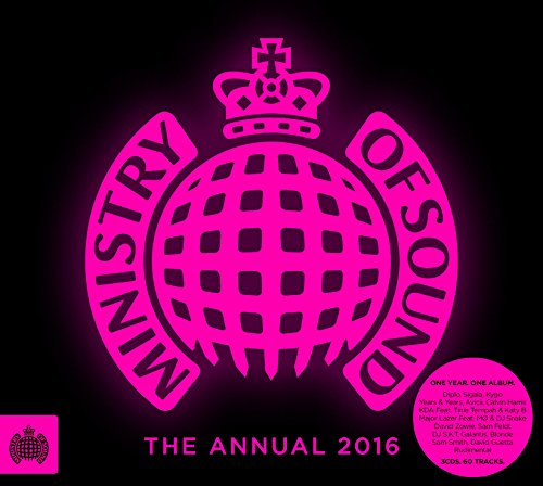 The Annual 2016 By Various Artists