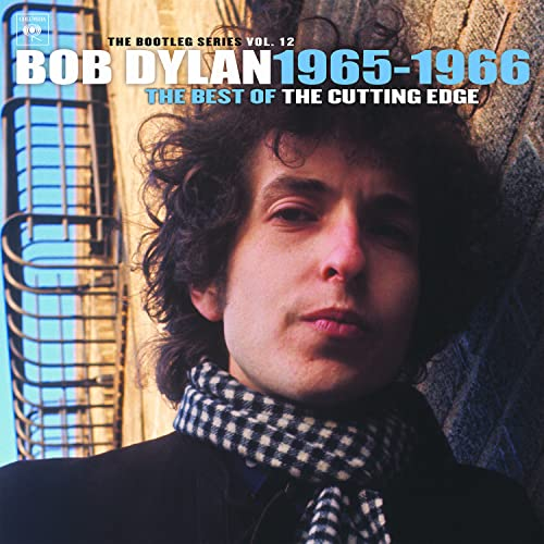 The Best of the Cutting Edge 1965-1966 By Bob Dylan