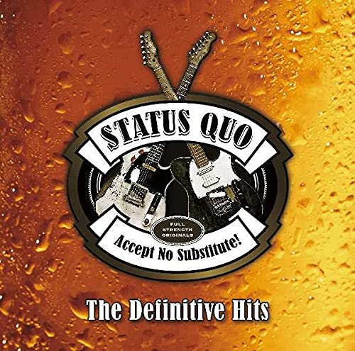 Status Quo - The Definitive Hits By Status Quo