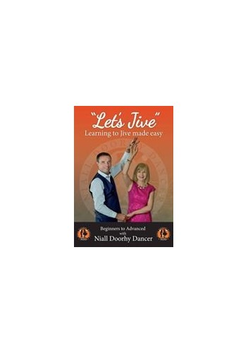 Let's Jive (Learning to jive made easy) Niall Doorhy DVD