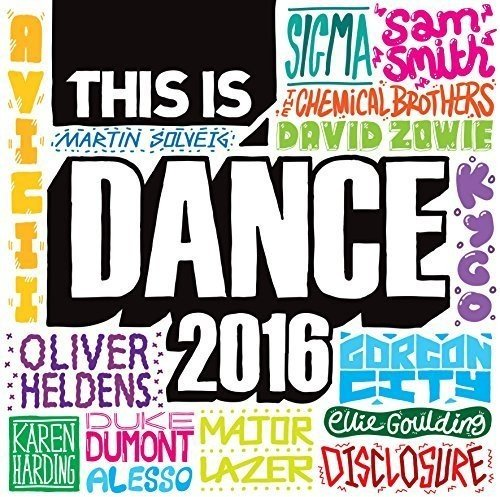 Various Artists - THIS IS Dance 2016
