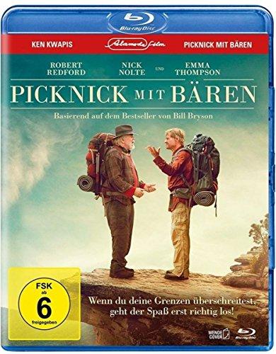 Picknick mit Bären (FSK 6 Jahre) Blu-Ray