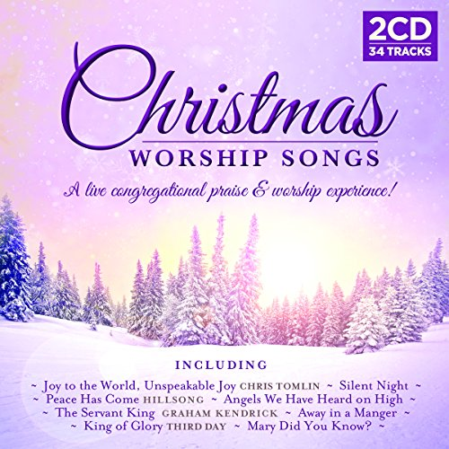 Various - Christmas Worship Songs 2CD By Various