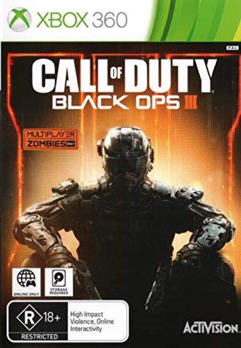 Call Of Duty Black Ops 3 (Xbox 360)