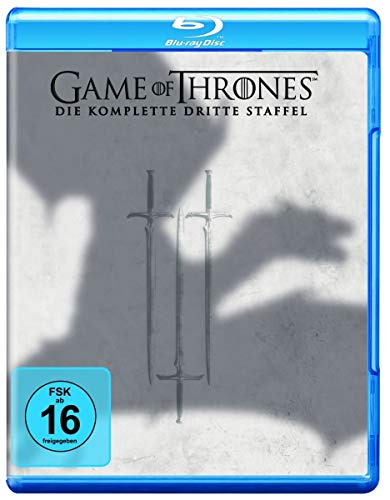 GAME OF THRONES SEASON 3 (BLU-RAY) (GERMAN)