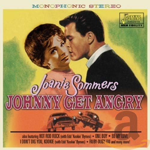 Joanie Sommers - Johnny Get Angry By Joanie Sommers