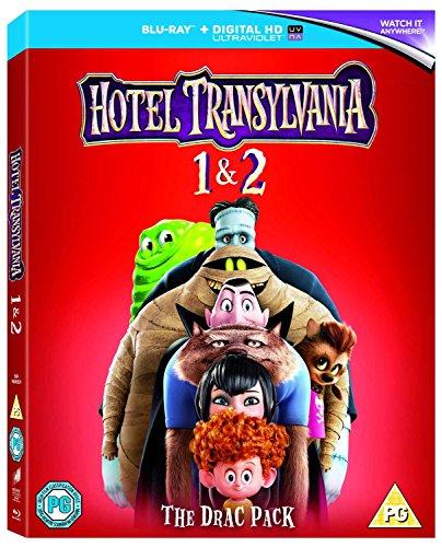 Hotel Transylvania 1-2