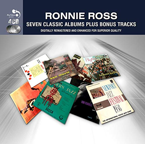 Ross, Ronnie - 7 Classic Album Plus By Ross, Ronnie