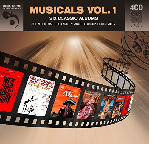 Various Artists - Musicals Vol.1 By Various Artists