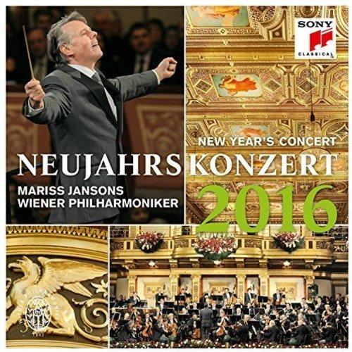 Jansons, Mariss / Wiener Philharmoniker - Neujahrskonzert 2016 / New Year's Concert