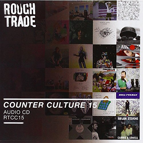 Various Artists - Rough Trade Shops - Counter Culture 15 By Various Artists