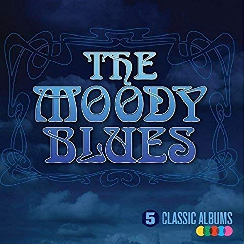 The Moody Blues - 5 Classic Albums By The Moody Blues