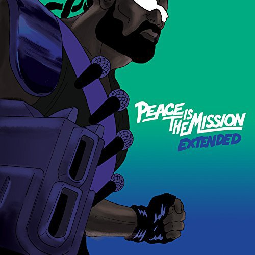 Major Lazer - Peace Is The Mission By Major Lazer