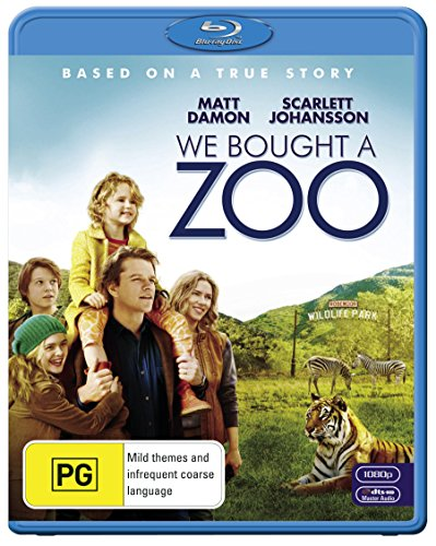 We Bought a Zoo (Blu-ray 1 Disc)