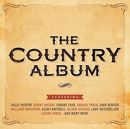 The Country Album By Various Artists