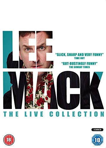 Lee Mack: The Live Collection