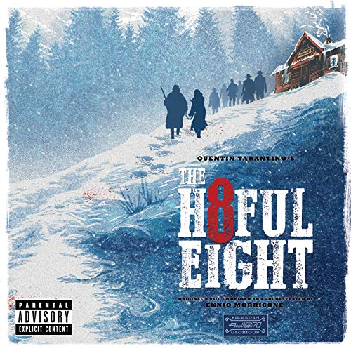 Various artists - Quentin Tarantino's The Hateful Eight By Various artists