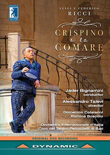 International Orchestra of - Crispino E La Comare