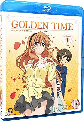 Golden Time Collection 1 (Episodes 1-12)