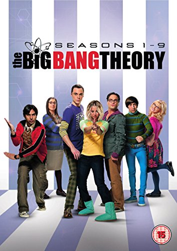 The Big Bang Theory - Season 1-9