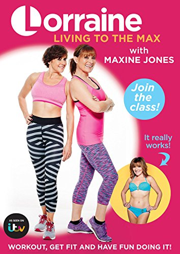 Lorraine Kelly: Living to the Max (with Maxine Jones)