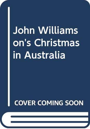 Christmas in Australia By John Williamson