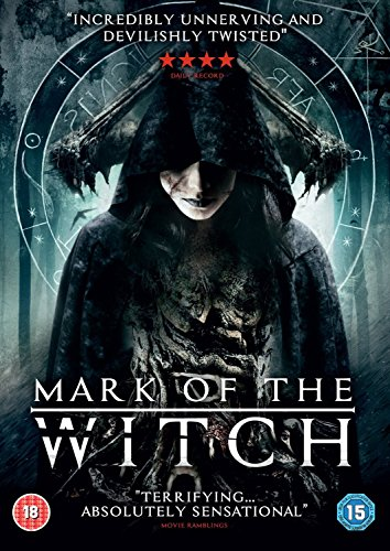 Mark-of-the-Witch-DVD-2017-CD-RMVG-FREE-Shipping