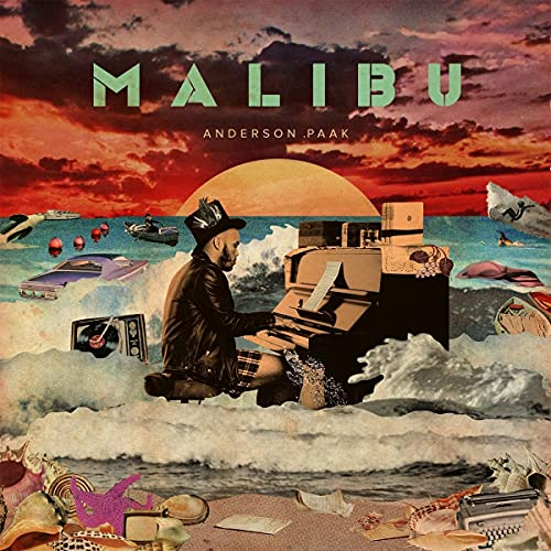 Anderson .Paak - Malibu By Anderson .Paak