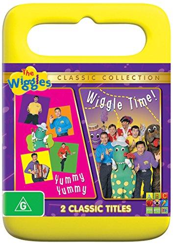 The Wiggles Yummy Yummy / Wiggle Time!